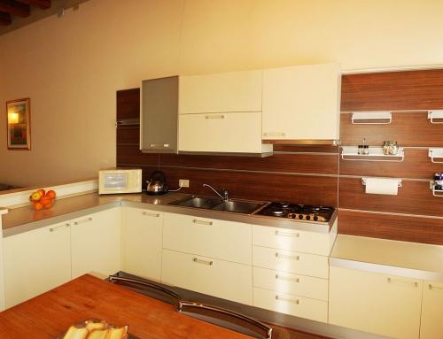 Palladio cucina ad angolo