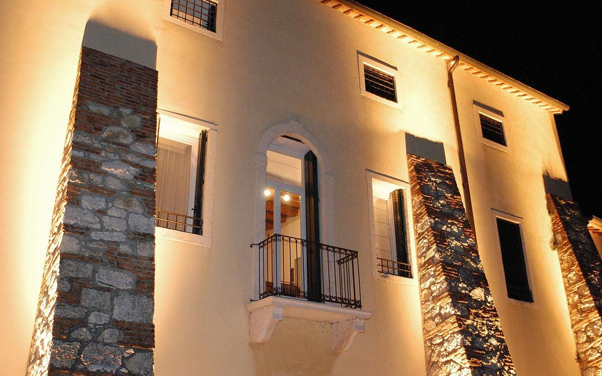 esterni notturni Residence