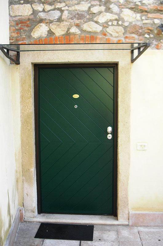 ingresso appartamento Michelangelo