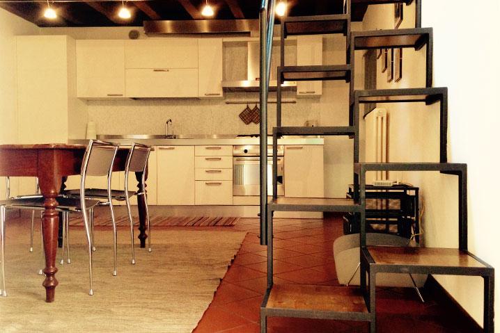 cucina appartamento Michelangelo