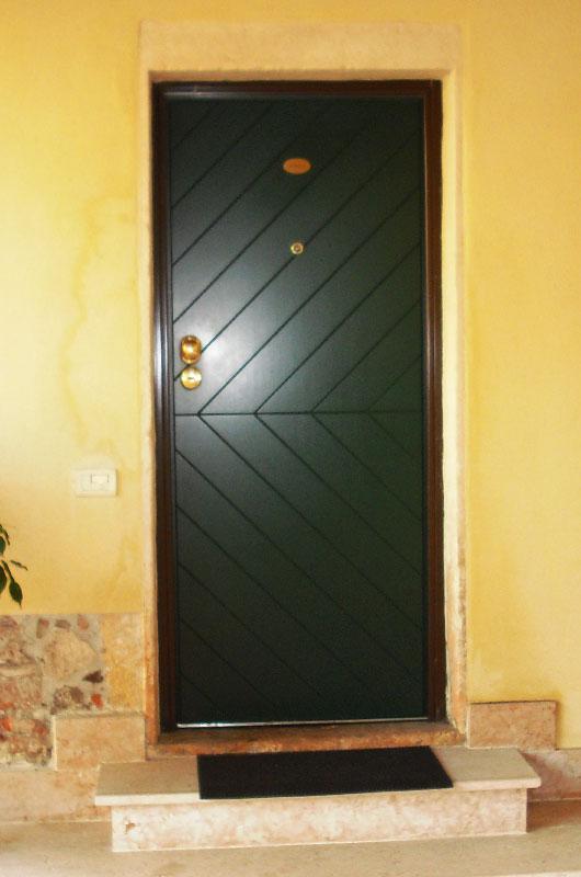 ingresso appartamento Raffaello