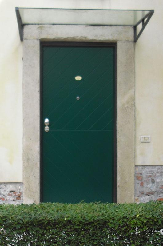 ingresso appartamento Palladio
