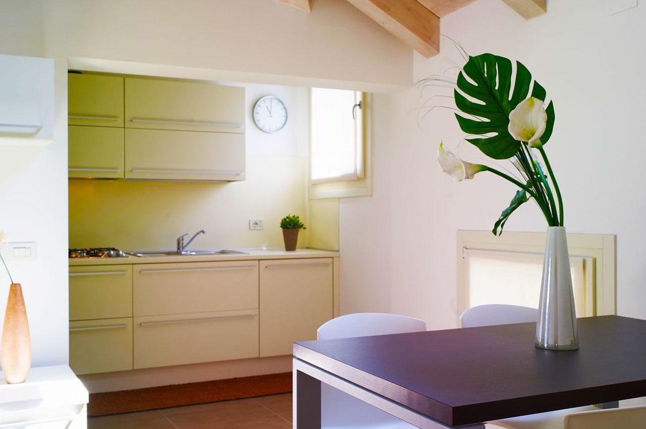 cucina appartamento 203