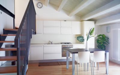 cucina appartamento 205