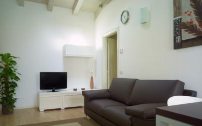 salotto appartamento 206
