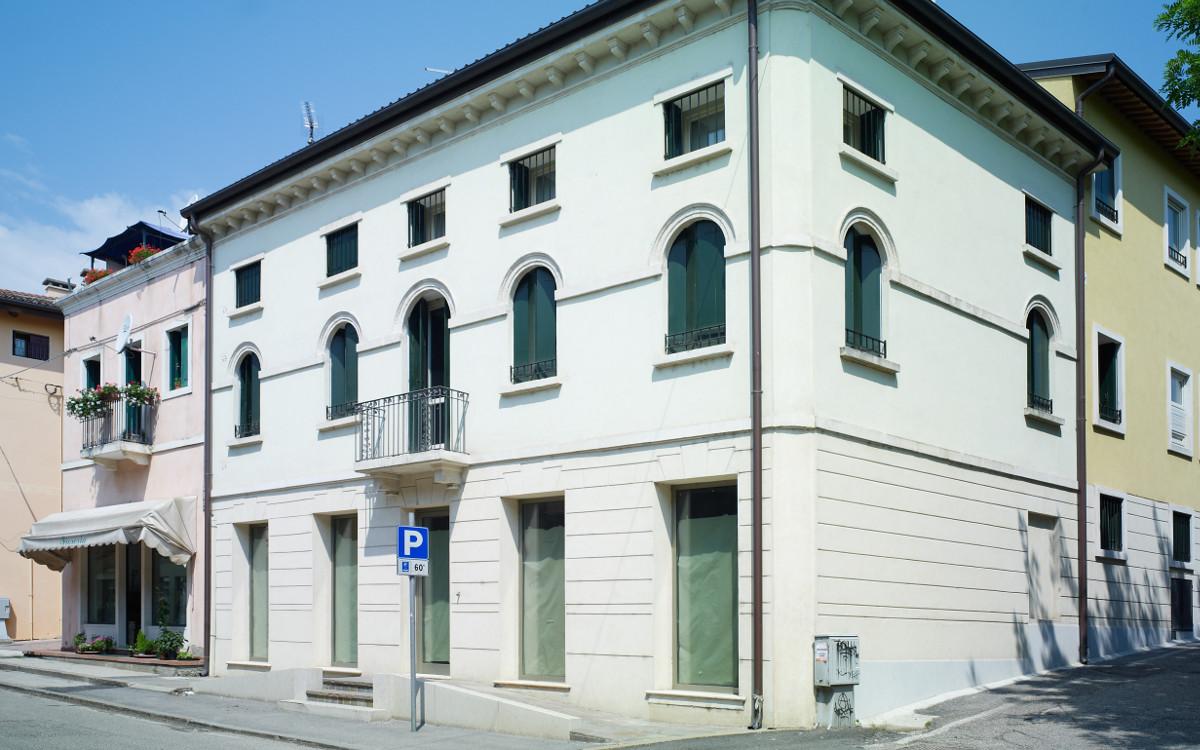 facciata Corte Trambai
