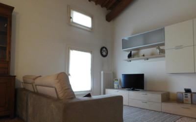 salotto appartamento Leonardo