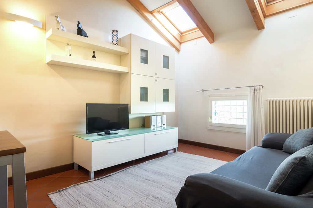 salotto appartamento Raffaello