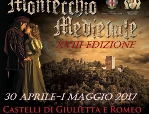 Montecchio Medievale – XVIII edizione