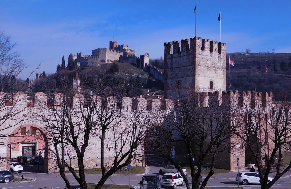 Experiência Medieval em Soave