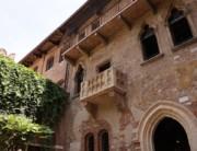 Das Haus von Julia in Verona