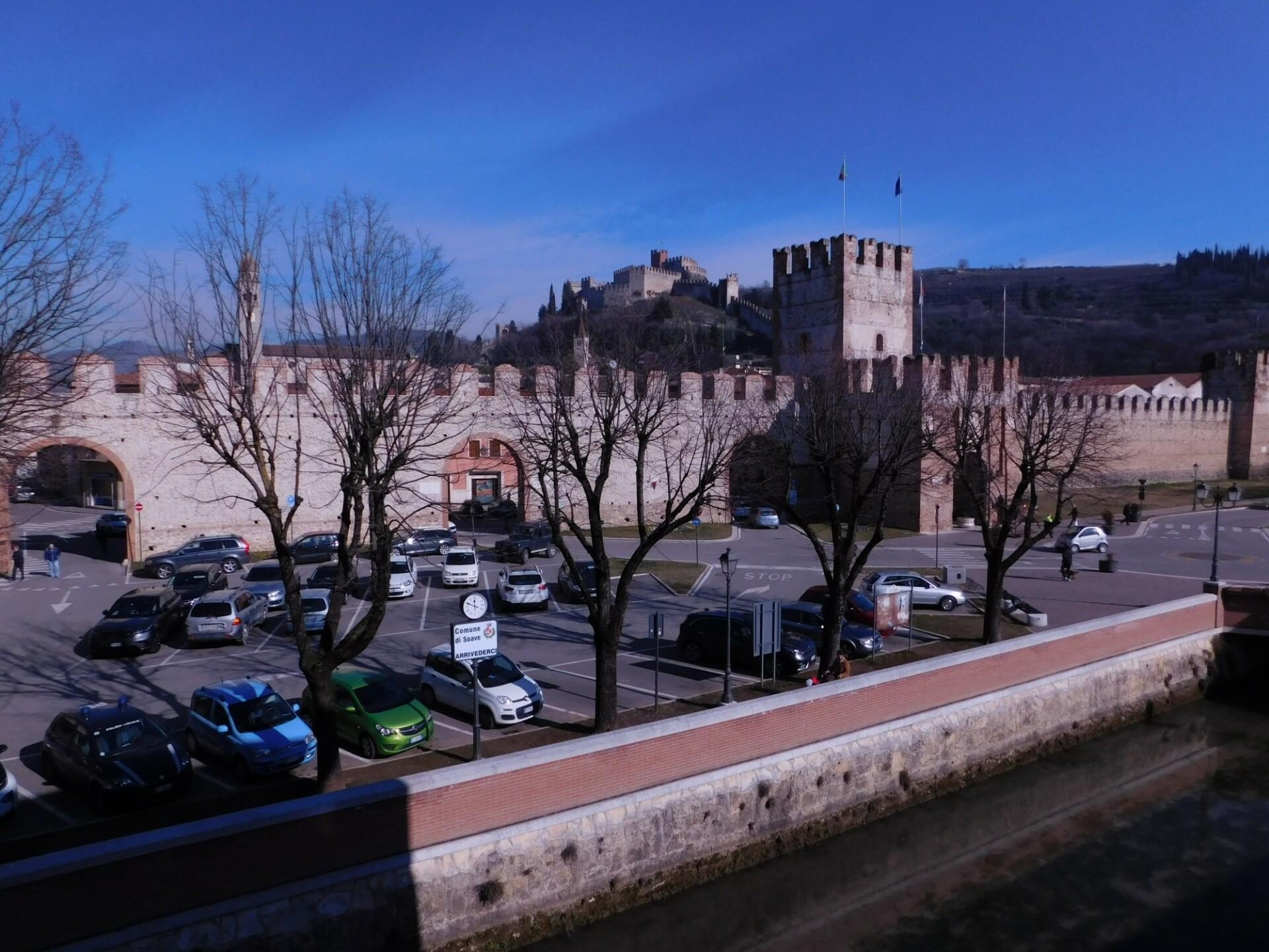 Mura e Castello di Soave