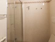 Bagno con doccia in Soave