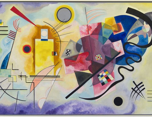 Kandinskij, Gončarova, Chagall a Vicenza