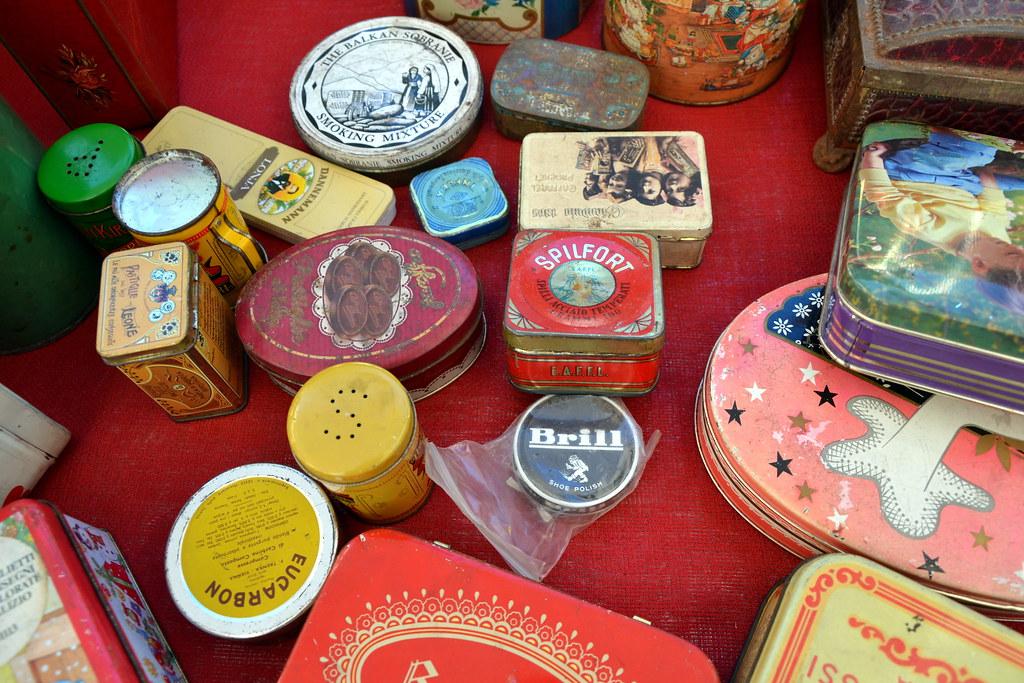 oggetti antichi e usati
