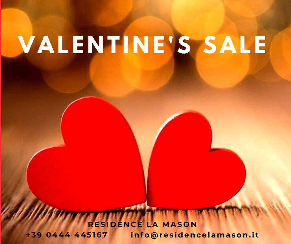 valentine's sale