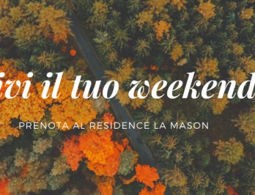 """Per un weekend adrenalinico a Montecchia o """"grasso"""" a Montorso"""