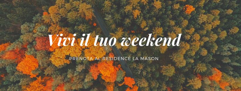 weekend residence la mason