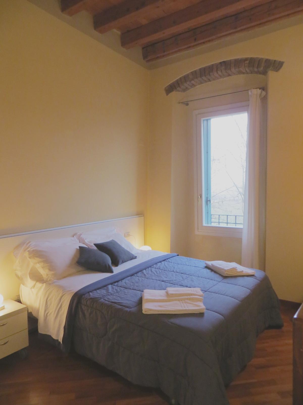 camera matrimoniale palladio