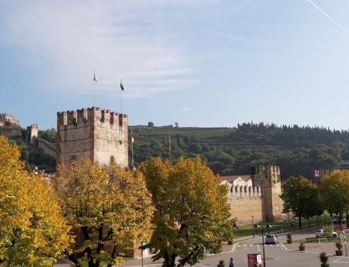 Soave – cittadina medievale a pochi km dal Residence la Mason