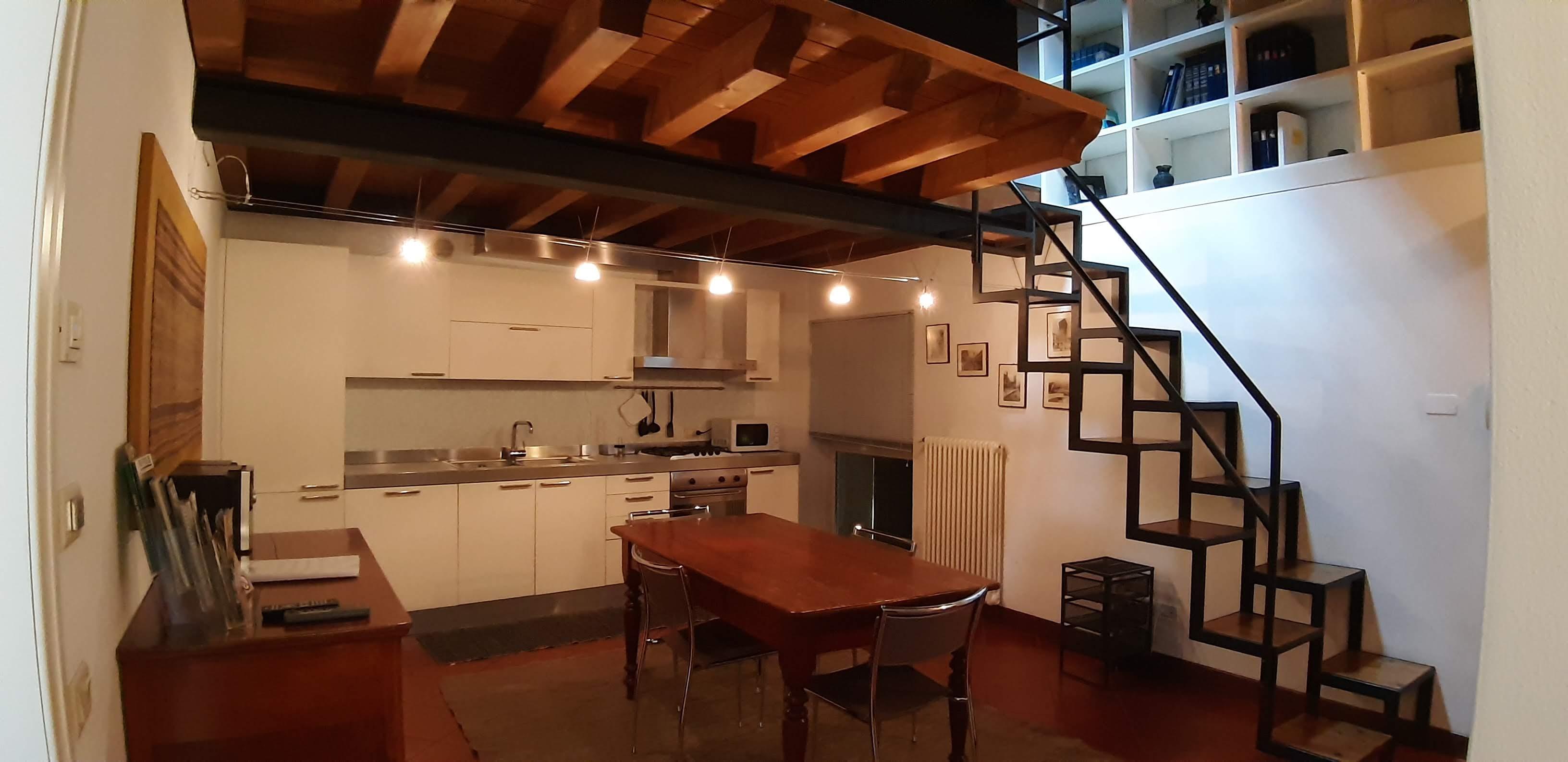 kitchen apartment Michelangelo