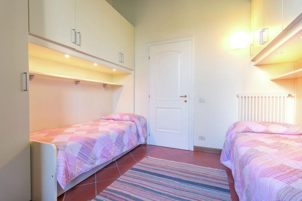 camera doppia appartamento per famiglie Palladio