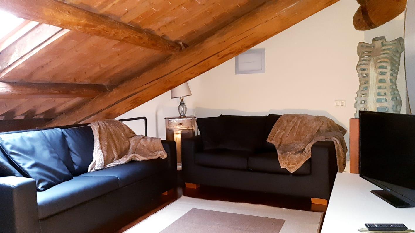 living room apartment Michelangelo