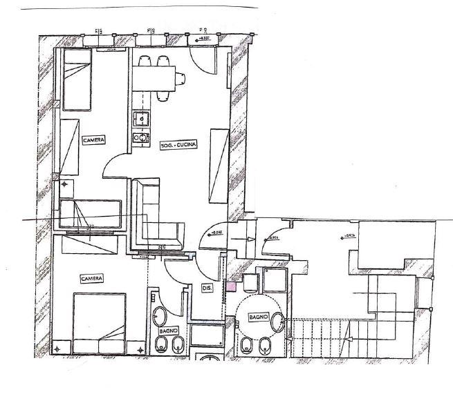 planimetry Loft L3