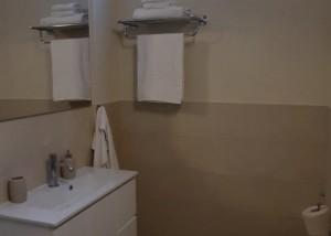 pousada da empresa banheiro loft L2