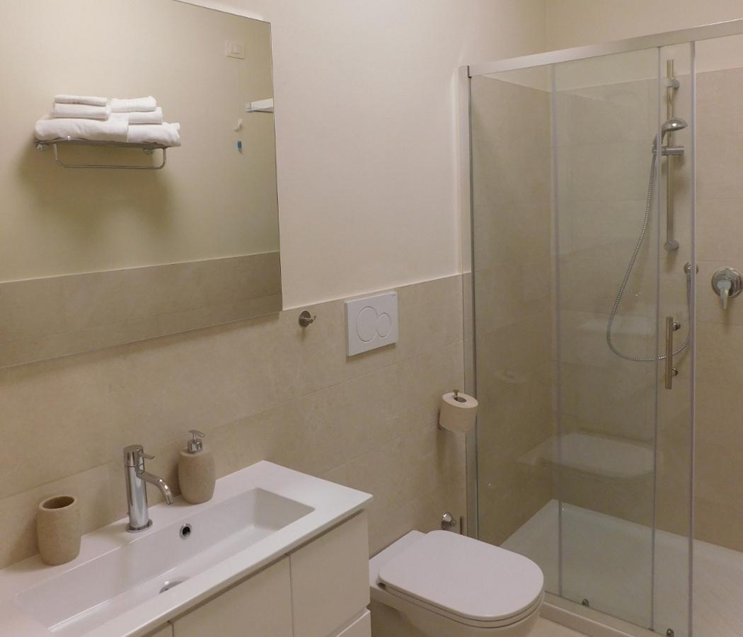 monolocale di nuova costruzione bagno L1