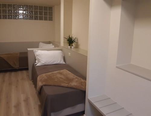 Loft L3 camera con letti singoli
