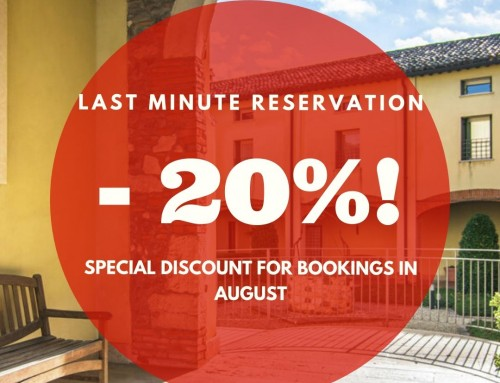 August: 20% Discount