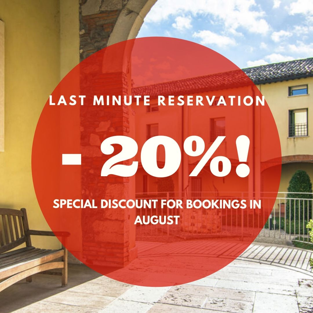 august 20% discount