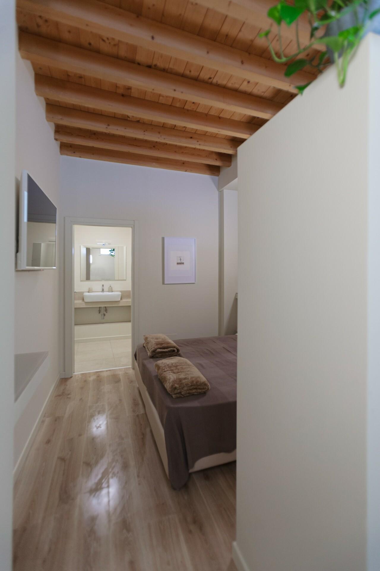 camera matrimoniale con bagno privato Loft L2