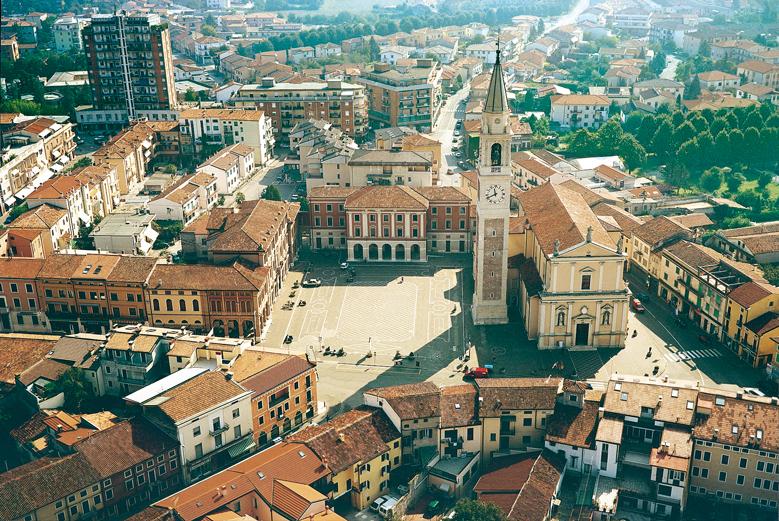 Le carré de San bonifacio