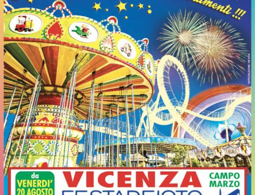 Vicence s'anime avec la Festa dei Oto et la Foire de l'Or